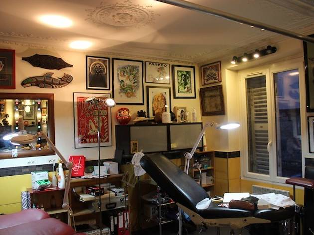 Tin tin tatouages shopping saint georges paris - Bon salon de tatouage paris ...