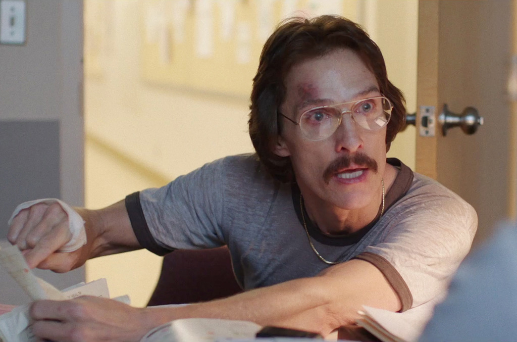 Interview: Matthew McConaughey