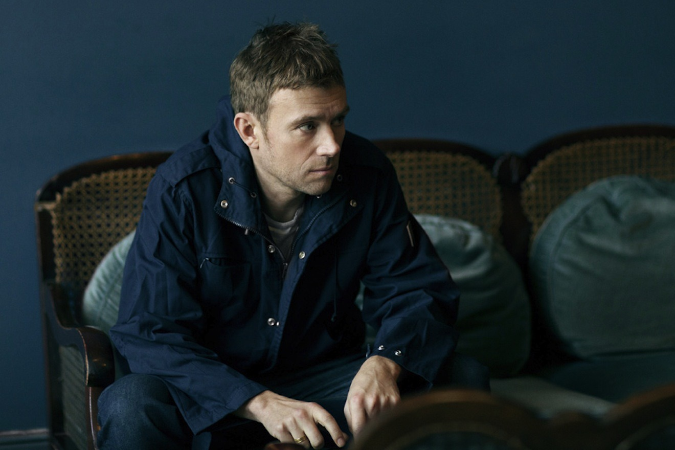 Damon Albarn – 'Everyday Robots'