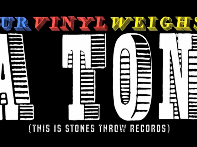 Our Vinyl Weighs a Ton screening