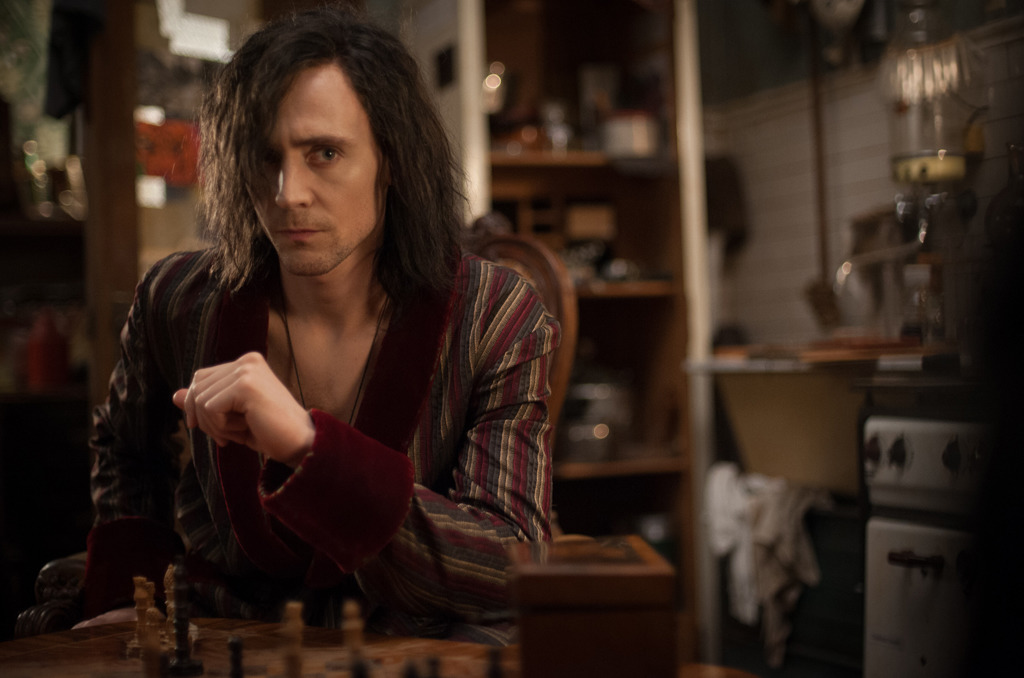 Tom Hiddleston interview: 'I'm just not cool enough...'