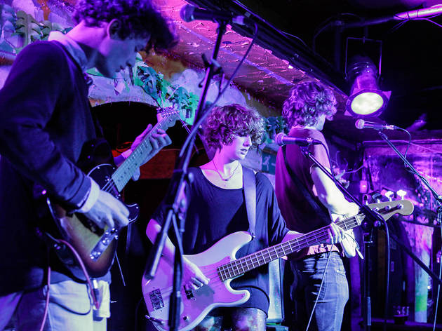 Patterns at The Shacklewell Arms