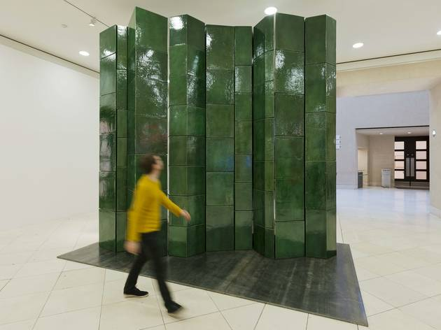 Richard Deacon ('Fold' 2012)