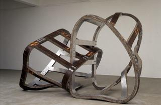 Richard Deacon ('Lock', 1990)