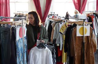 Mrs Bear Swap Shop