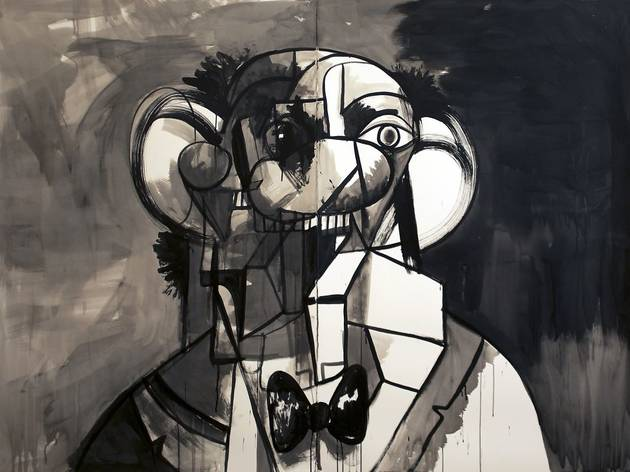 George Condo ('Ahmed the Tailor', 2013)
