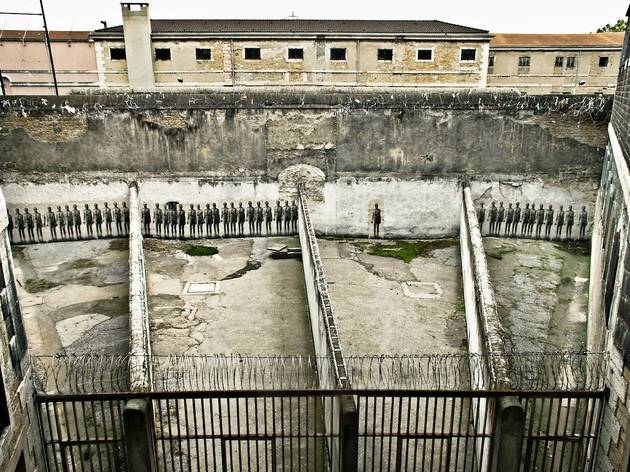 Ernest Pignon-Ernest : Prisons
