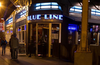 Blue Line Lounge and Grill