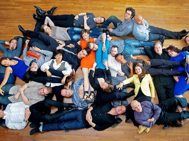 International Contemporary Ensemble at Mostly Mozart