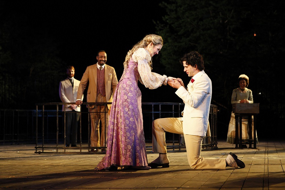 ...feelin' like a fancypants under the stars: <em>Much Ado About Nothing</em>