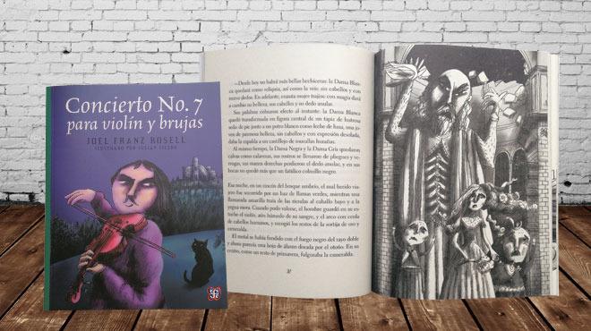 Concierto Nº 7 para violín y brujas
