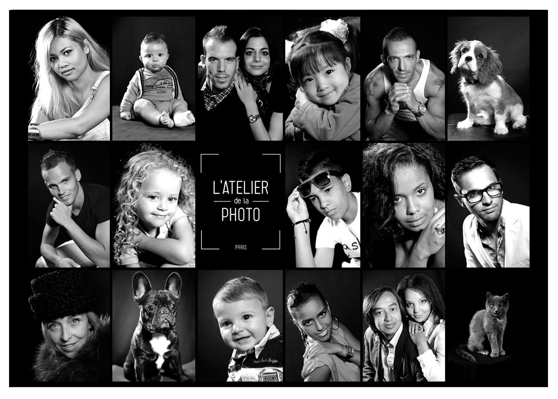 L'Atelier de la photo marais Paris Harcourt