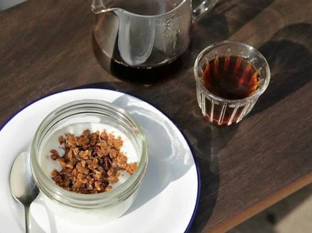 100 meilleurs restos : Cafés, goûters & salons de thé