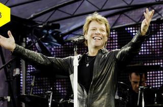 Jon Bon Jovi (Photograph: © Aija Lehtonen)