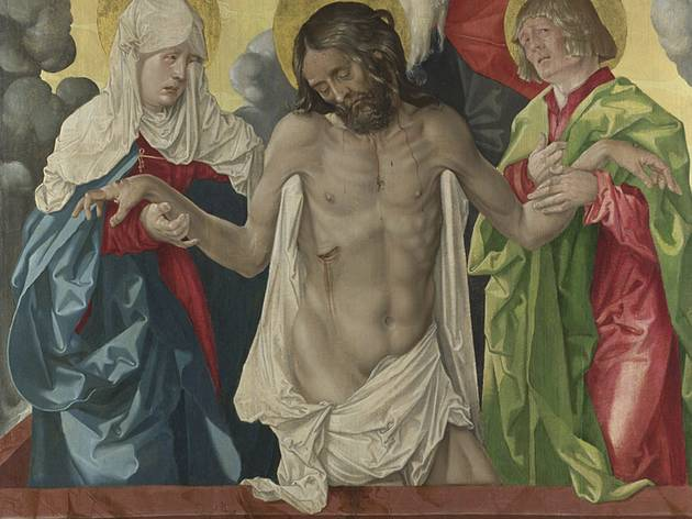 Hans Baldung Grien ('The Trinity and the Mystic Pietà' (1512))
