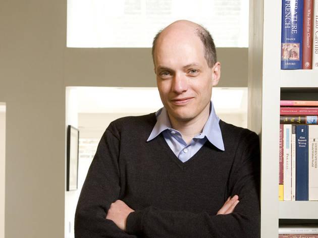 Alain de Botton: The News
