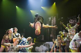 Cirque Éloize: iD