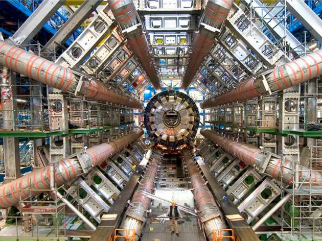 Particle Fever screening