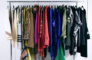 Walk In My Closet Pop-Up Shop