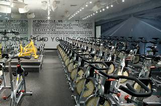 THINK ride at Soul Cycle West Hollywood