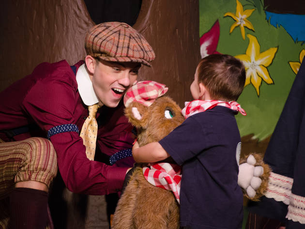 The Teddy Bears' Picnic at Emerald City's Little Theatre