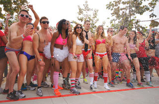 Cupid Undie Run