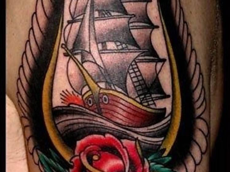 Mystery Tattoo Club