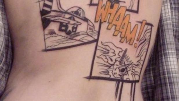 Karl Marc Tattoo Tatouage Par Karl Marc