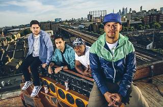 Rudimental (Photo: Danny North)