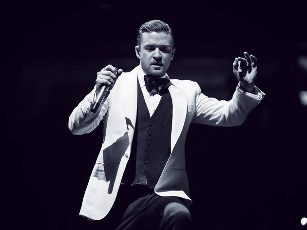 Justin Timberlake at United Center