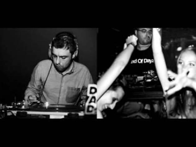Canela en Surco: Abu Sou b2b Dario Damerini + Enar + DJ Bruce Lee