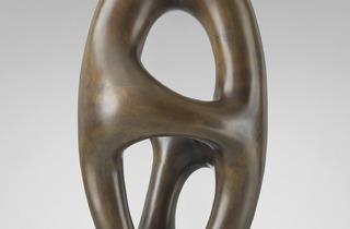 Hans Arp ('Ptolémée II / Ptolemäus II (Ptolemy II)' 1958)