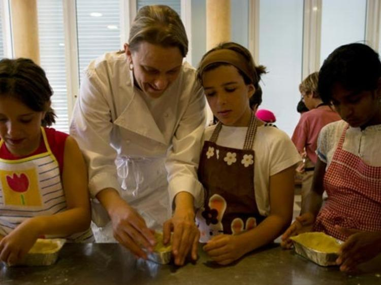 Escola de cuina Boqueria