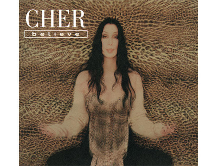 'Believe' – Cher