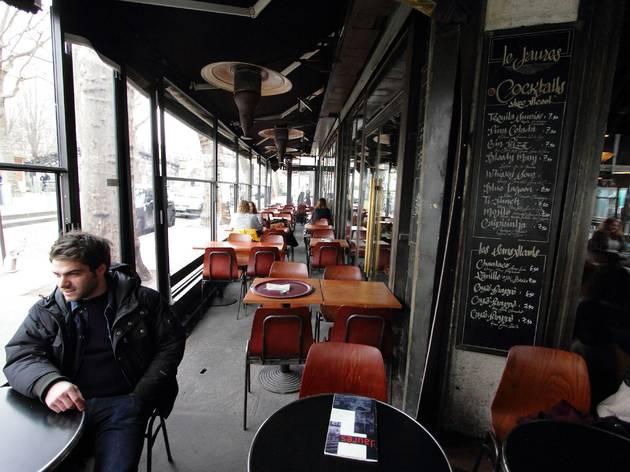 Le Jaurès Café