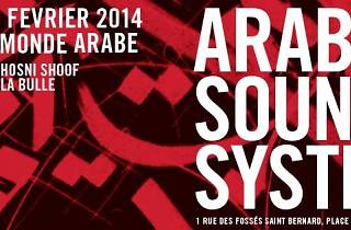 Arabic Sound System : Acid Arab + Crackboy + Mamie's crew + Cracki