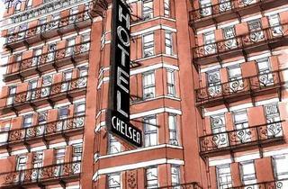 Chelsea Hotel (© El Horno at Handsom Franks)