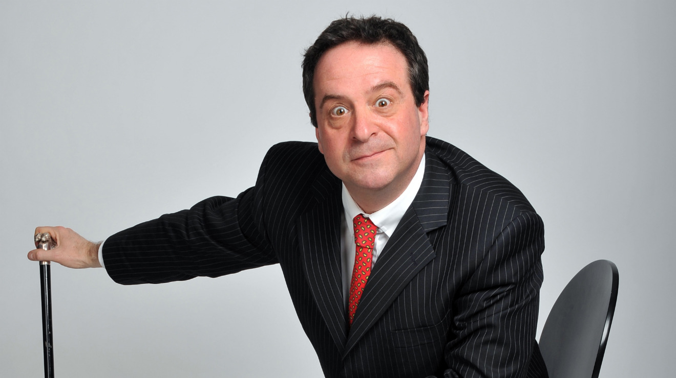 Mark Thomas's top ten stand-up comedians