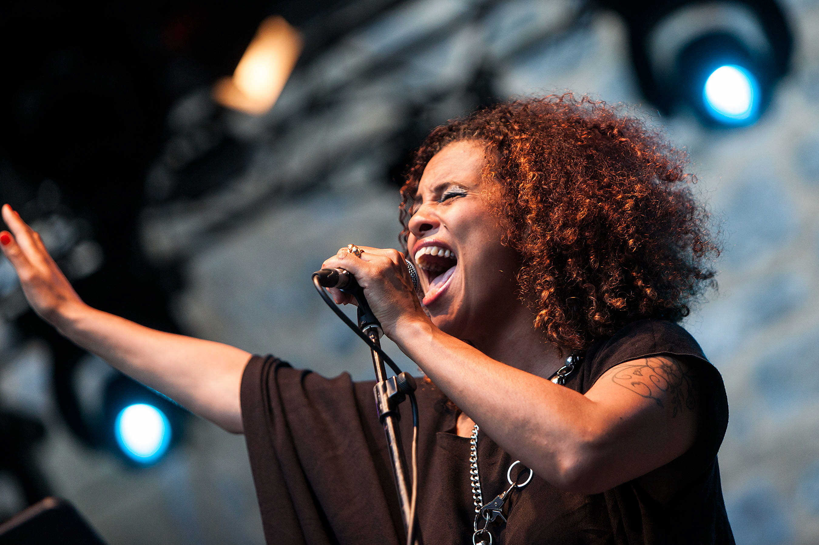Neneh Cherry Gaïté Lyrique