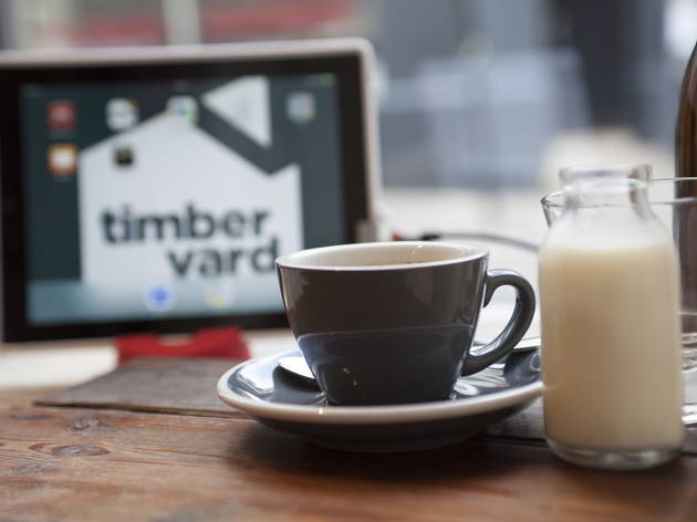 Timberyard (© Jael Marschner)