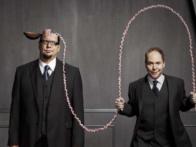 Blowout: Penn & Teller (£29.50-£75)