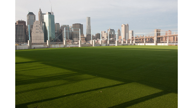 Brooklyn Bridge Park, Pier 2