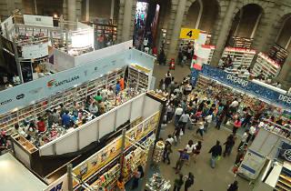 XXXV Feria Internacional del Libro del Palacio de Minería