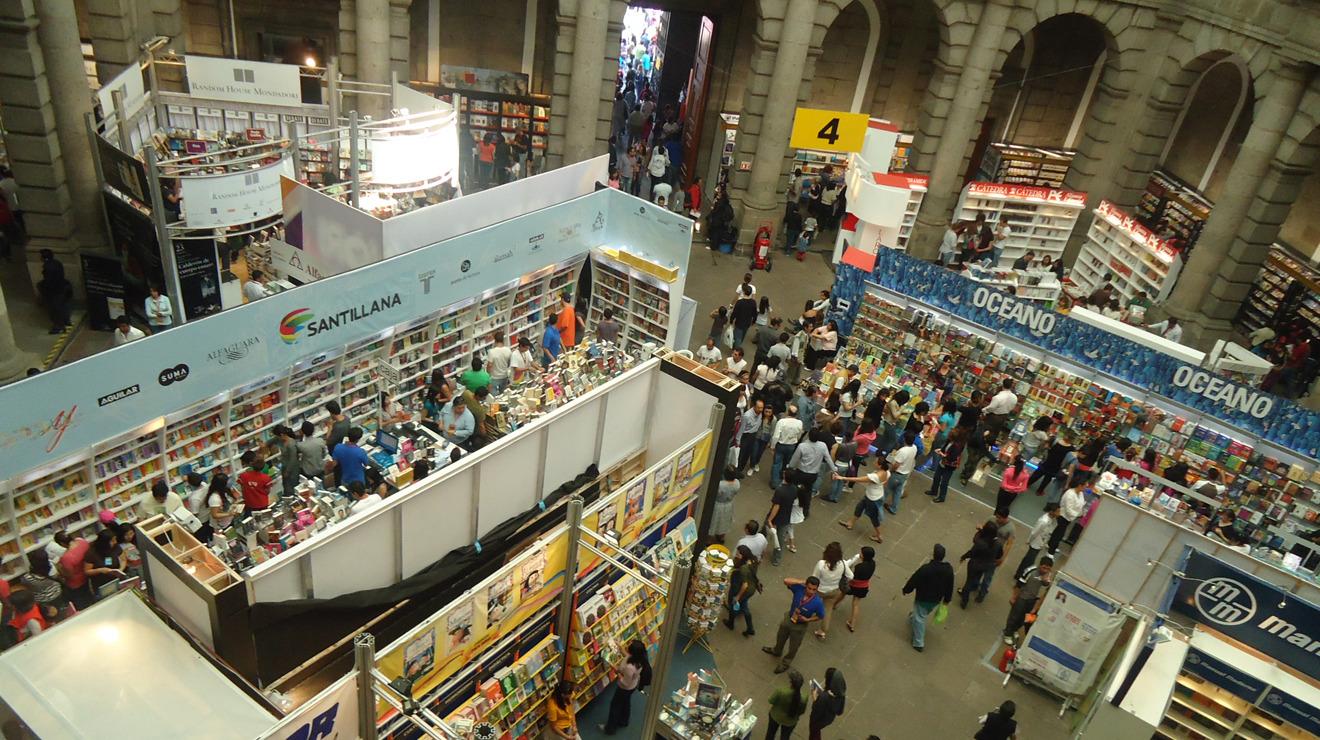 Imperdibles en la Feria Internacional del Libro del Palacio de Minería