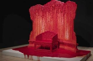 Zhao Zhao ('Waterfall'. Alexander Ochs Gallery, Beijing)