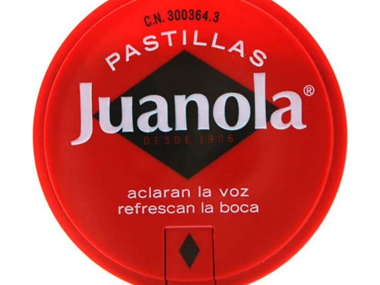 Pastilles Juanola