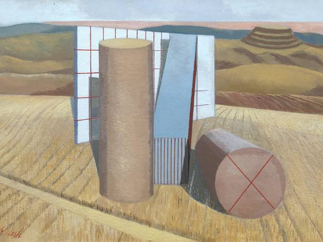 Paul Nash ('Equivalents for the Megaliths', 1935)