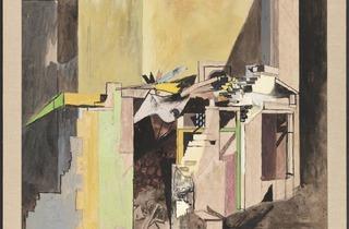 Graham Sutherland ('Devastation, 1940: A House on the Welsh Border', 1940)