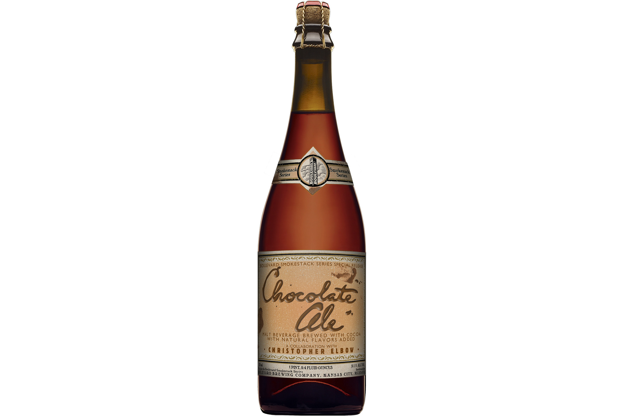 Boulevard Brewing's Chocolate Ale