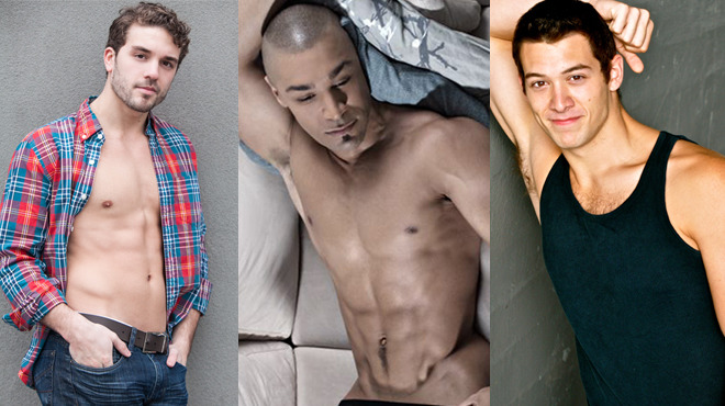 10 hottest chorus boys (2014)